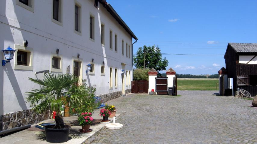 Pension - Hof